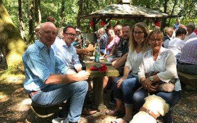 Sonntag 11.08.2019: SPD-Sommerfest in Coppengrave