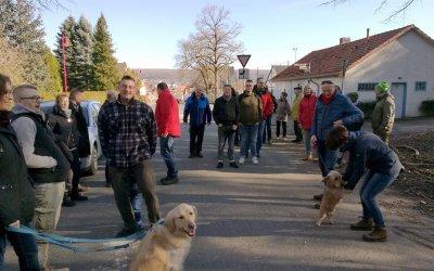 SPD DUINGER LAND – DAS WAR DIE BRAUNKOHLWANDERUNG 2019