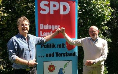 Jahreshauptversammlung am 29.05.2021: Mit Doppelspitze zum Wahlsieg!